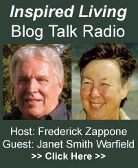 Inspired Living on Blog Talk Radio